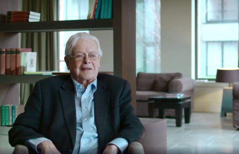 Professor Jan Tollenaere deed  antisemitische uitspraken in 'Kinderen van de Collaboratie' op Canvas. Het fragment was ook te zien in 'De Afspraak'.