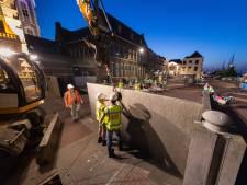Deel waterkering in Kampen vervangen: onderhoud wordt te duur