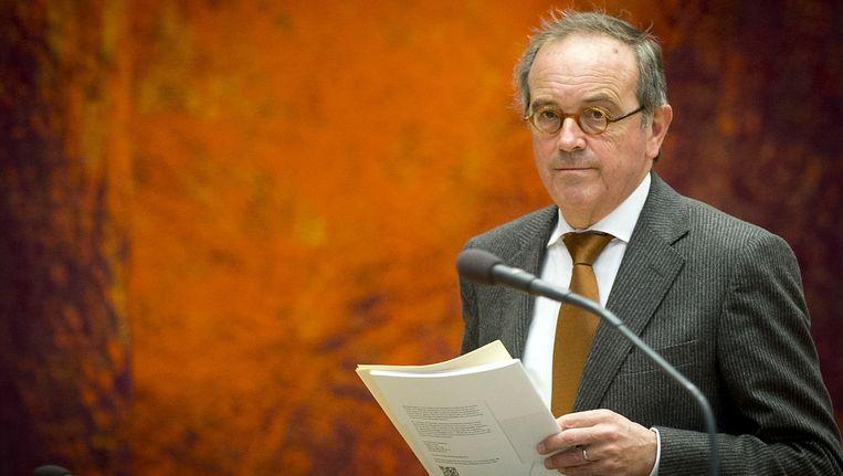 Waarnemend Ombudsman Frank van Dooren. Beeld ANP