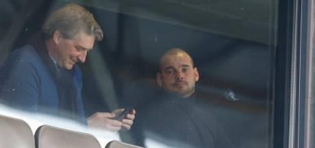 Sneijder wil bij FC Den Bosch meer dan 'alleen een zak geld neerzetten'
