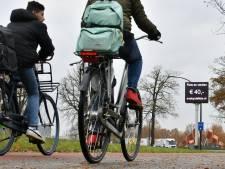 Fietsprojecten hebben effect: duizenden auto's minder op Twentse wegen