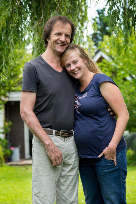Hoe acteur Romijn Conen zich een weg terug vecht na herseninfarct