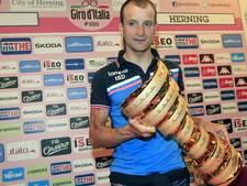 'Michele Scarponi een van de kleurrijkste renners van het peloton'