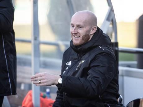Martijn Meerdink trainer Ulftse Boys