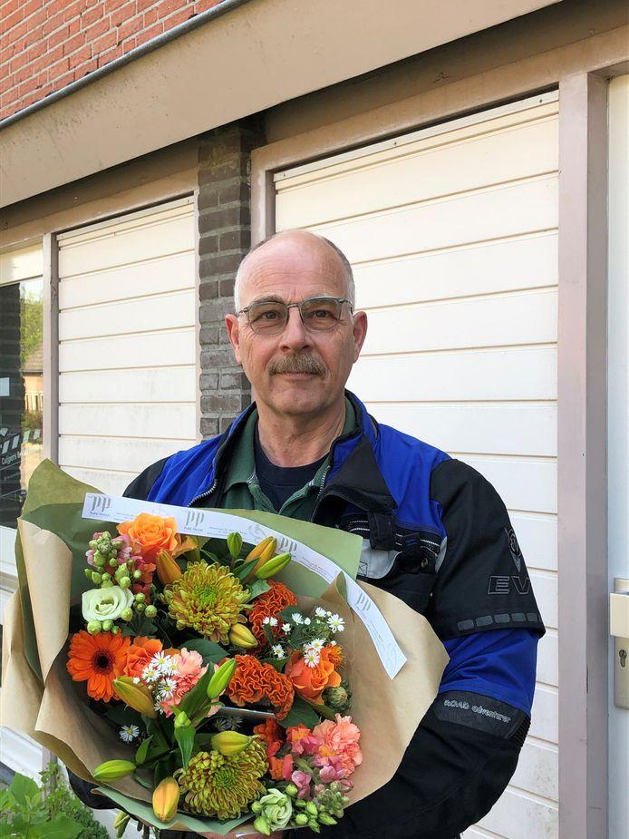 Eric Dankers werd onderscheiden als Lid in de Orde van Oranje-Nassau.