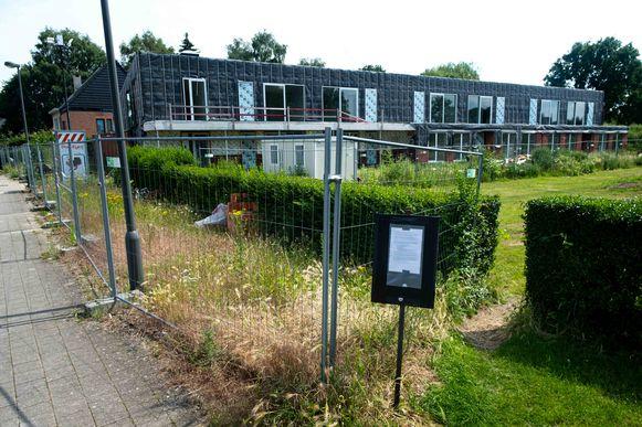 De Ideale Woning krijgt nu toch groen licht van Vlaanderen om vijftien woningen verder af te werken.