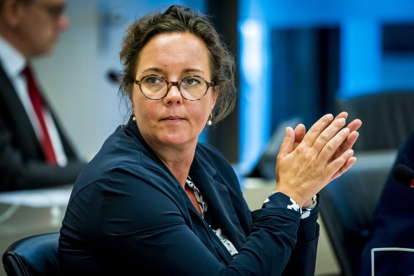 Tamara van Ark is nu nog staatssecretaris van Sociale Zaken en Werkgelegenheid.