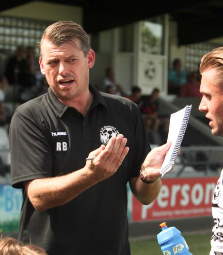 Trainer Reinald Boeren op drempel van derde divisie: 'Dit is waarom ik voor Gemert heb gekozen'