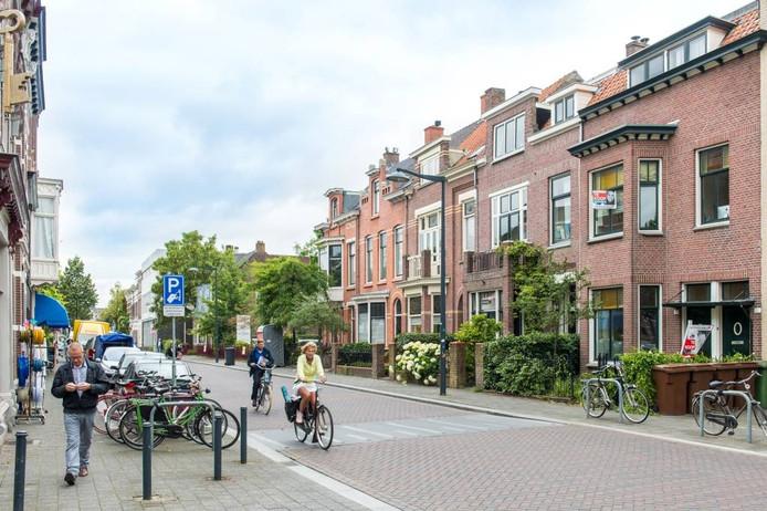 Woningen in het Ginneken gaan als zoete broodjes over de tooonbank. foto René Schotanus/ Pix4Profs