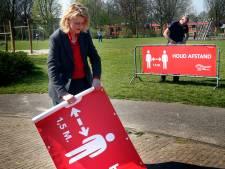 Extra coronawaarschuwingen in Gorinchem: 'Om nog meer verdriet te voorkomen'