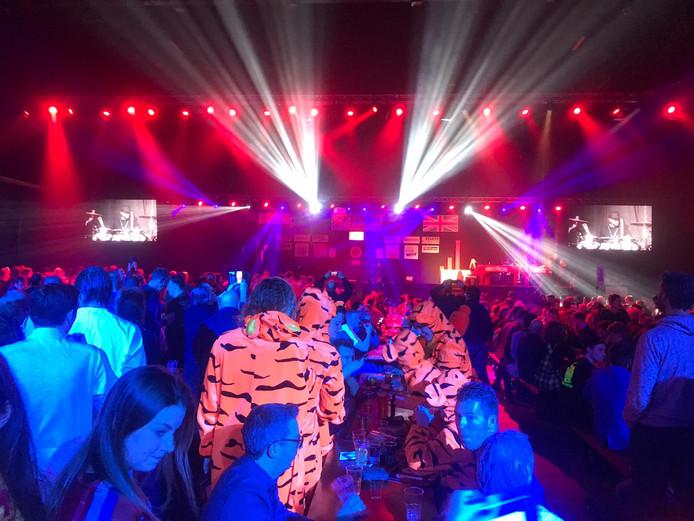 Een volle Expo in Enschede voor King of Darts