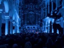 Sounds of Soul treedt op in de Carolus Borromeuskerk met bekende nummers in een gospeljasje