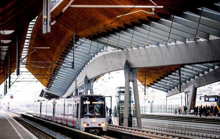 Station Bijlmer Arena. Beeld ANP