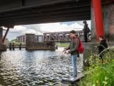 Urban fishing in Geertruidenberg: hengeltje uit en vissen maar