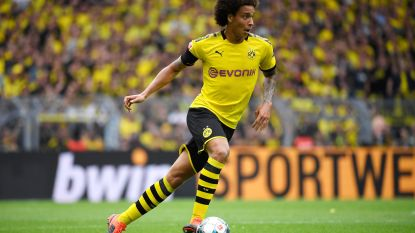 Football Talk (10/09). Axel Witsel dicht bij rentree Dortmund - Crasson wordt assistent van Emilio Ferrera