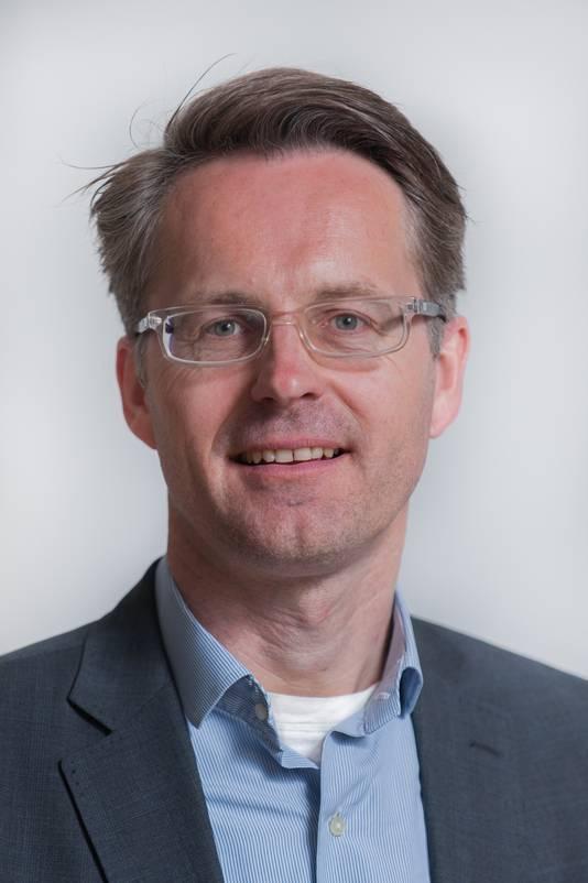 Robin Paalvast, wethouder Energietransitie Zoetermeer