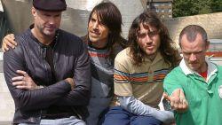 Red Hot Chili Peppers zijn bezig met een nieuw album