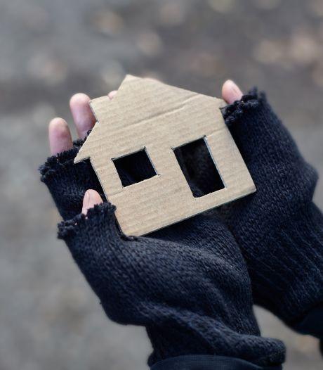 Hulpverleners kunnen daklozen in Leeuwarden door crisis amper meer een plek geven