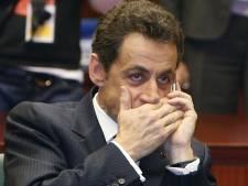 Sarkozy demande le retrait des enregistrements