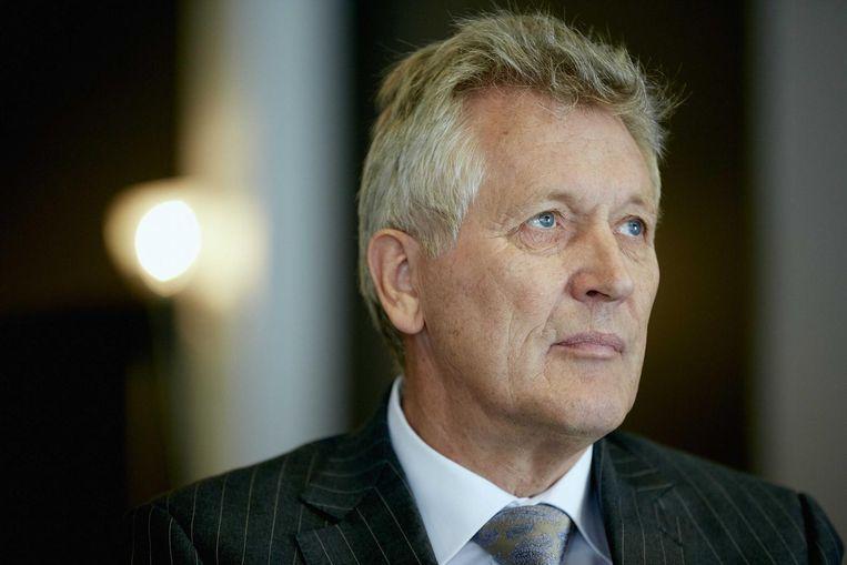 Ook voormalig bankier Dirk Scheringa staat centraal in een van de afleveringen van Icarus Beeld anp