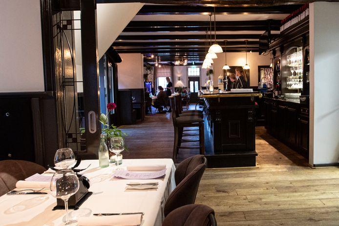 Restaurant De Woage in Gramsbergen.