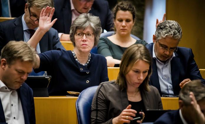 Het CDA legt de observatiemaatregel opnieuw op tafel. ,,Wij zien dat bij incidenten vaak onvoldoende snel kan worden gehandeld omdat er te weinig informatie beschikbaar is. Dat moet veranderen'', zegt Joba van den Berg (m).