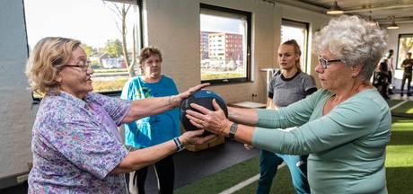 Nooit te oud voor een personal fitnesstrainer