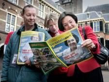 Haags Straatnieuws staat op omvallen en schreeuwt om hulp: 'Onze daklozen moeten eten kunnen kopen'