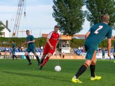 Daniel Wissel behoedt Goes voor nederlaag in doelpuntenfestijn