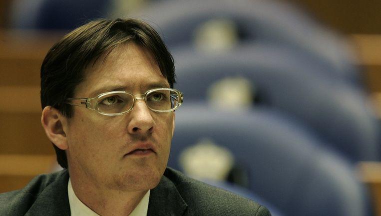 ''Deze rechters zouden moeten opstappen, hun verantwoordelijkheid nemen'', zegt Eerdmans. Foto ANP Beeld