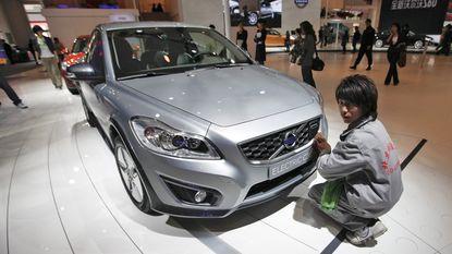 Volvo Cars realiseert recordverkoop in 2014