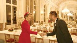"""Kobe Ilsen ontmoet koningin Mathilde in 'Over Eten': """"De koning eet geen gluten"""""""
