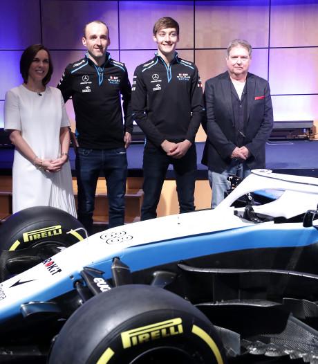 Williams niet op tijd klaar voor start testdagen in Barcelona