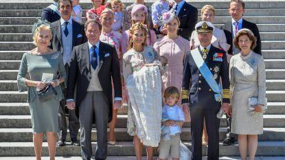 Opvallend: kinderen van Zweedse royals maken voortaan geen deel meer uit van koninklijke familie