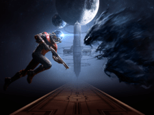 Prey: griezelen in de ruimte