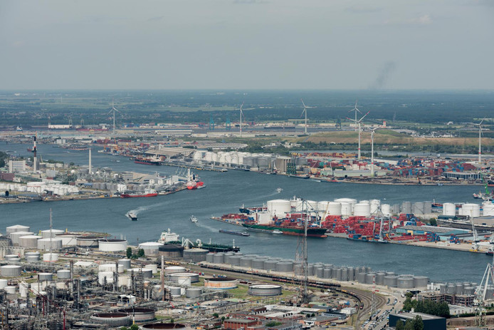 Le port d'Anvers (archives).
