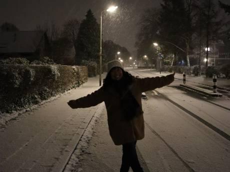 Eindelijk sneeuw in Amersfoort! Dit zijn de mooiste foto's