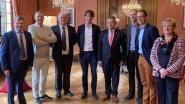Brugse winnaar Francqui-prijs ontvangen op stadhuis