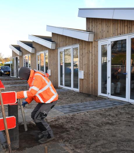 Vijf tiny houses in Boxmeer met begeleiding op afstand: 'Ze moeten leren zelfstandig te worden'