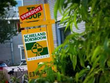 Rek is uit woningmarkt: aantal verkopen daalt