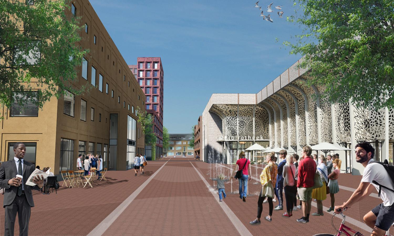 Carnisse Poort heet het project waarmee de gemeente Rotterdam de wijk Carnisse wil laten meeprofiteren van de grootscheepse vernieuwing  op en rond het Zuidplein.