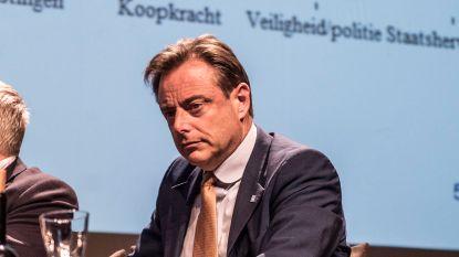 """Bart De Wever over impact sociale media: """"Ik zie geen democratie in gevaar"""""""