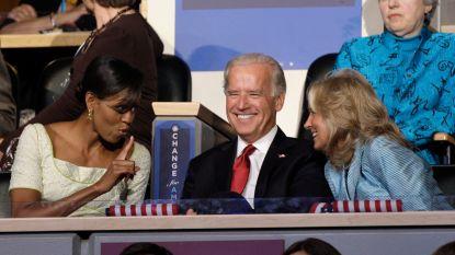"""""""Ik zou geen seconde twijfelen"""": Joe Biden over Michelle Obama als potentiële running mate"""
