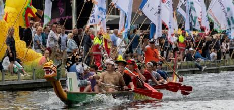 Coronacrisis: Drakenbootfestival Helmond uitgesteld