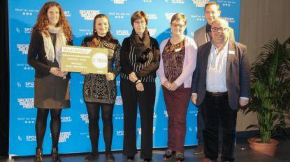 Sportdienst Oudenaarde en Rugby Rhinos Oudenaarde grote winnaars op Sport Vlaanderen-awards