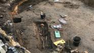 Gezocht: jobstudenten om skeletten te wassen bij archeologische opgravingen in Sint-Truiden