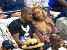 'Premature tweeling Beyoncé en Jay-Z heeft geelzucht'