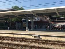 Treinverkeer Zwolle op zijn gat door stroomstoring