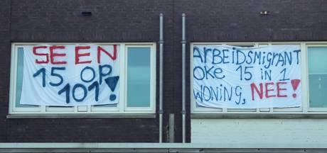 Bewoners Het Fort dreigen met rechter om arbeidsmigranten: 'Waalwijk laat ons in de steek'
