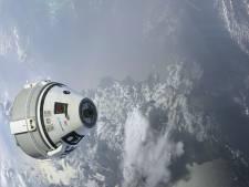 Ruimteschip Starliner tweemaal naar ISS